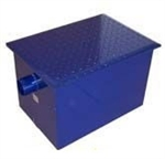 MSGT4 Mild Steel Grease Trap