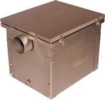 SSGT12 Stainless Steel Grease Trap
