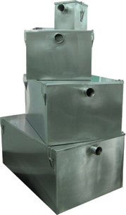 BSGT Budget Grease Traps (5 year warranty)